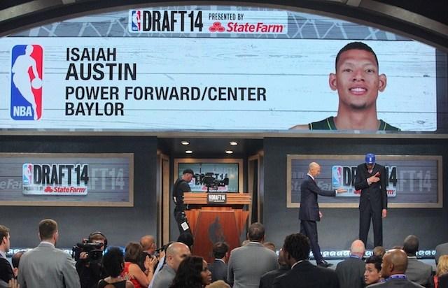 Isiah Austin Draft