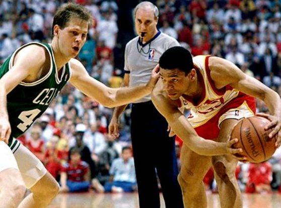 robos del Draft de la NBA en los 80