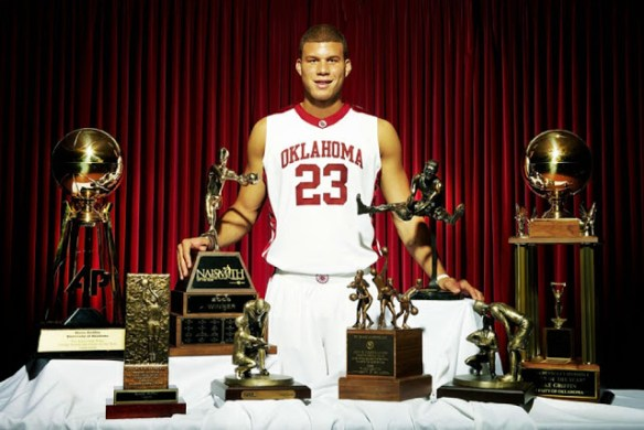 Griffin premios NCAA