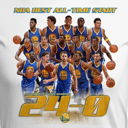Warriors 24-0