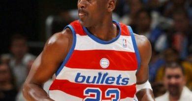 Los Washington Wizards el equipo que más ha cambiado desde su creación NBA