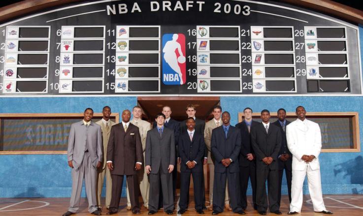 Draft de 2003
