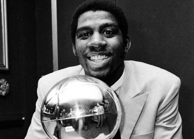 Magic Johnson el Rookie que fue MVP