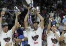 El Ranking de los equipos que más veces han ganado la Copa de Europa (Euroliga) de Baloncesto