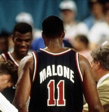 Karl Malone Team USA