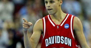 Máximos anotadores NCAA… de Pete Maravich a Stephen Curry