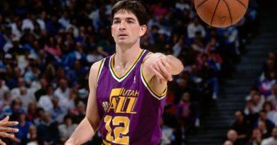Stockton el pequeño base de hierro de la NBA