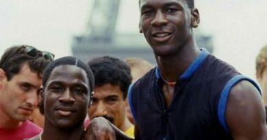Larry Jordan… el origen del 23 de Michael Jordan