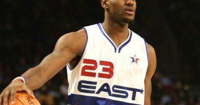 MVP más joven del All Star
