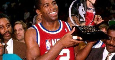 MVP del All Star que perdieron el partido