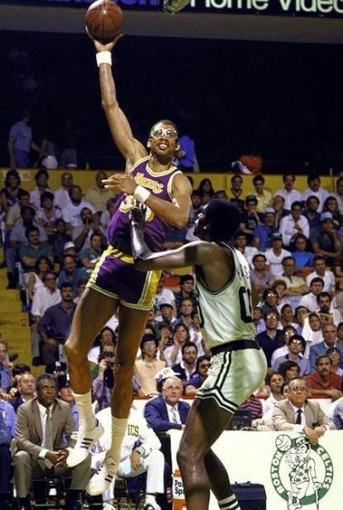 Kareem Abdul Jabbar vs Parish