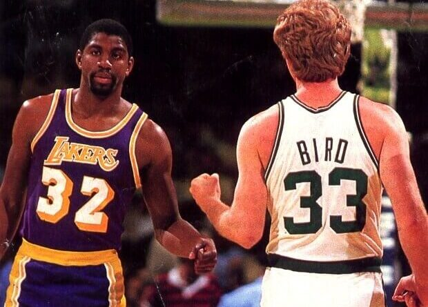 magic bird MVP que no fueron jugadores del mes