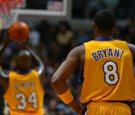 Kobe y Shaq