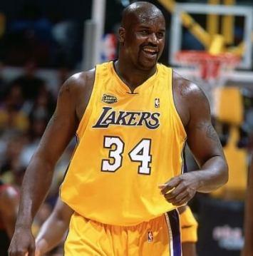 shaq en los Lakers