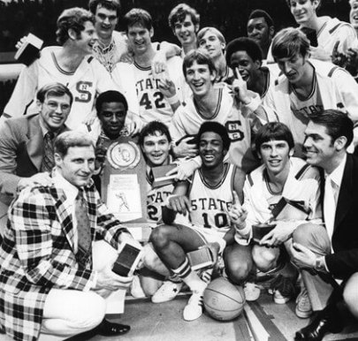North Carolina State 1974 Champions