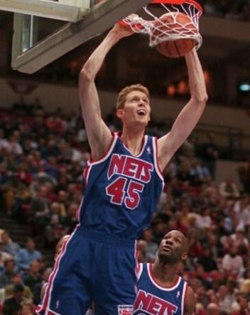 Shawn Bradley Nets