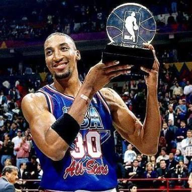 Scottie Pippen MVP
