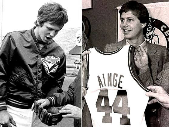 Danny Ainge BlueJays Celtics
