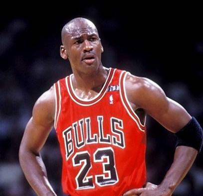 Mayor derrota de Michael Jordan