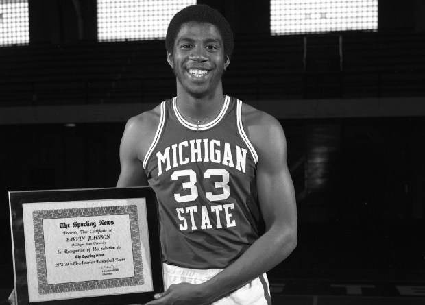 Magic en Michigan State