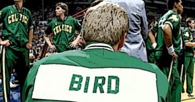 historia olvidada de Larry Bird