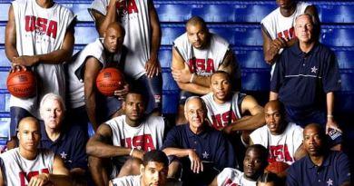 Team Usa en los Juegos Olímpicos Atenas 2004