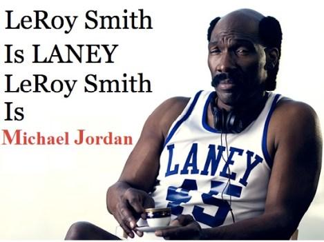 leroy smith alter ego de Michael Jordan