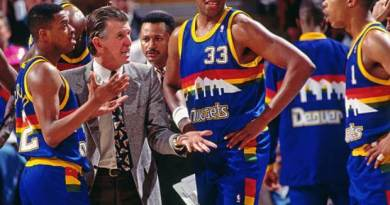 Denver Nuggets 1991 el peor equipo defensivo de la historia de la NBA