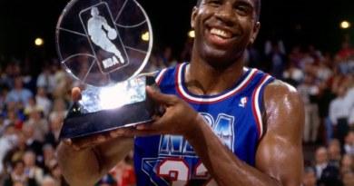magic 1992 jugador internacional en la NBA