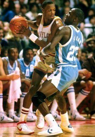 Michael Jordan y Len Bias