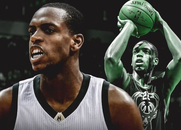Bucks Anteto y Khris Middleton