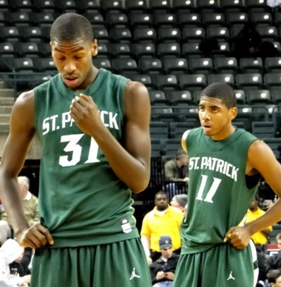 Michael Kidd-Gilchrist Kyrie Irving