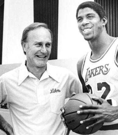El primer entrenador de Magic en la NBA Jack McKinney