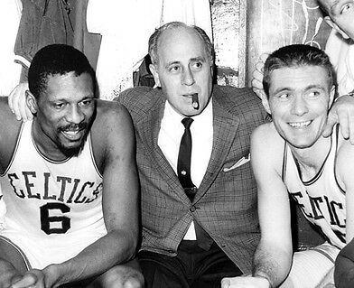 Russell, Auerbach y Heinsohn