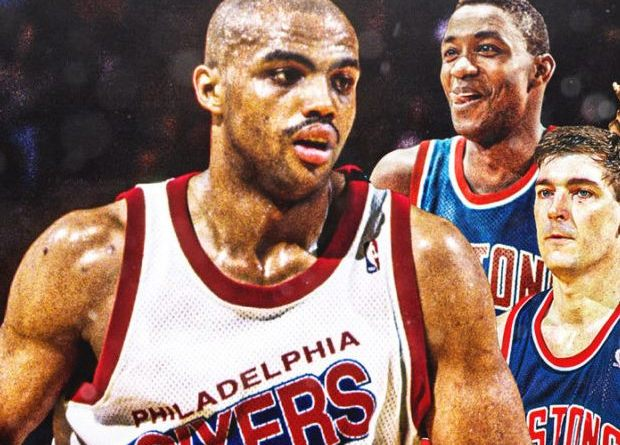 Charles Barkley Pistons