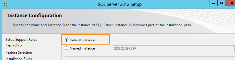 SQL Server 2012 Installation for Team Foundation Server (6/6)