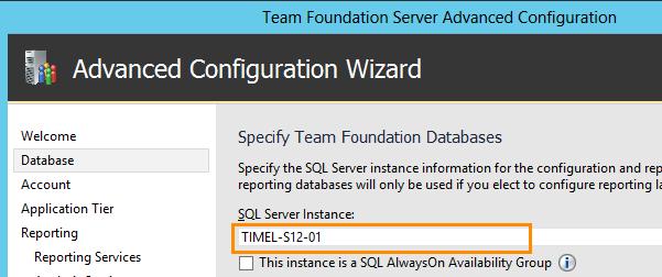 Install Team Foundation Server 2012 (3/6)