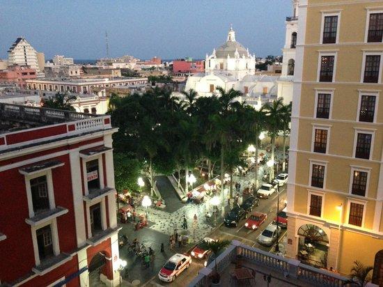 """El Heraldo de Veracruz - Centro Histórico de Veracruz mostrará su """"nuevo  rostro"""""""