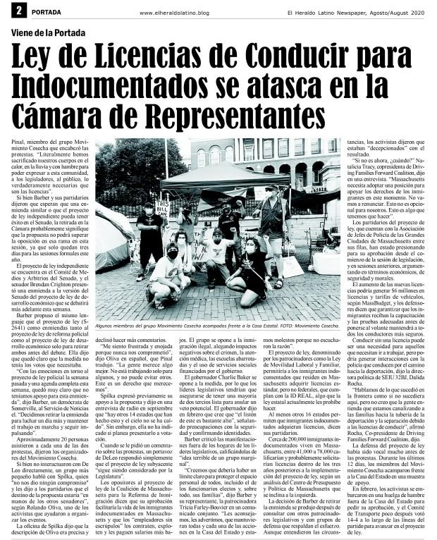 EL HERALDO-LATINO-AUGUST-2020-2