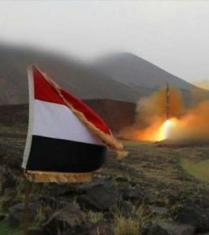 Yemen ataca objetivos saudíes con 14 drones y 8 misiles balísticos