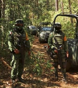 guerra del narco
