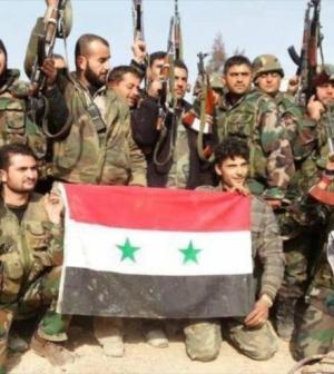 Ejército sirio toma dos bases