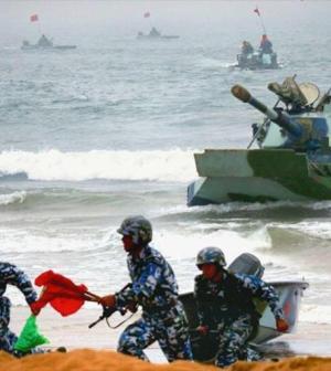 China amenaza a independistas