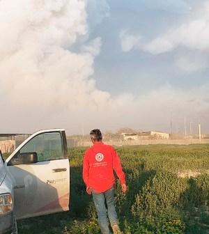 Brotan dos nuevos incendios forestales