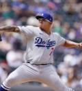 Julio Urías lanza 'joya' de pitcheo en triunfo de Dodgers