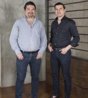 Oscar y Jesús Flores