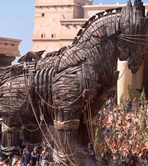 Documental revela que el Caballo de Troya pudo ser un barco