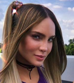 Belinda se convierte en el rostro del semanario italiano Grazia