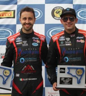 Espectacular 1-3 de Alessandros Racing en la Copa TC 2000
