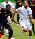 Rodolfo Pizzaro y Cubo Torres duelo de mexicanos entre Inter Miami y Atlanta terminó empatado